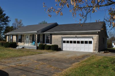Meade County Single Family Home For Sale: 1770 Cedar Flat Road