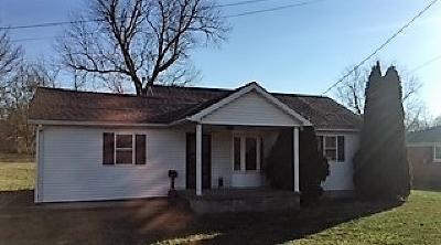 Hodgenville Single Family Home For Sale: 417 Lincoln Boulevard