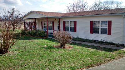 Hodgenville Single Family Home For Sale: 2975 Leafdale Road