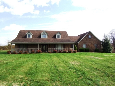 Bardstown Single Family Home For Sale: 386 Plum Run Road