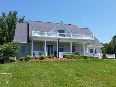 Elizabethtown Single Family Home For Sale: 3288 Rineyville Road