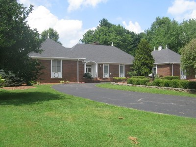 Greensburg Single Family Home For Sale: 1599 Campbellsville Road