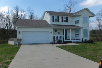 Rineyville Single Family Home For Sale: 133 Luke Court