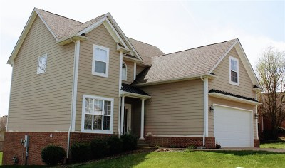 Elizabethtown Single Family Home For Sale: 107 Shaw Creek Court