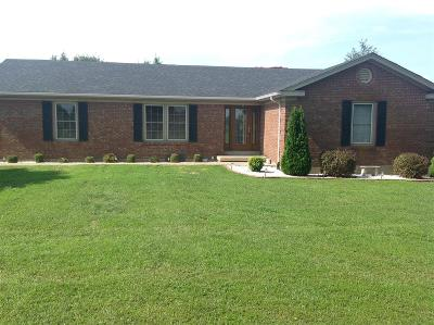 Bardstown Single Family Home For Sale: 1105 Poplar Flat Road