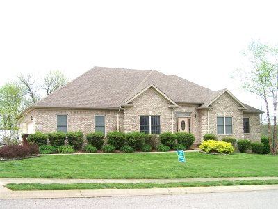 Elizabethtown Single Family Home For Sale: 506 Langley Trace