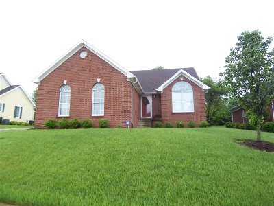 Bardstown Single Family Home For Sale: 116 Waverly Drive