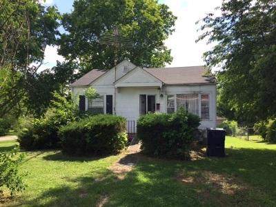 Hodgenville Single Family Home For Sale: 511 Kirkpatrick Avenue