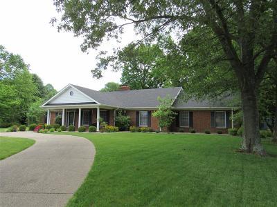 Elizabethtown Single Family Home For Sale: 803 Freeman Lake Road