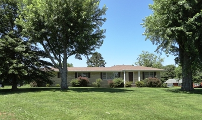 Campbellsville Single Family Home For Sale: 836 W Main Street