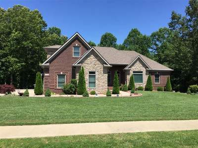 Radcliff  Single Family Home For Sale: 138 Hillstone Court