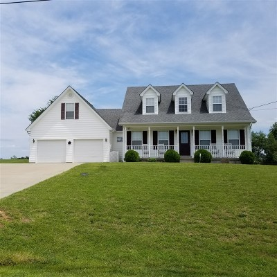 Rineyville Single Family Home For Sale: 91 Saddlebag Court