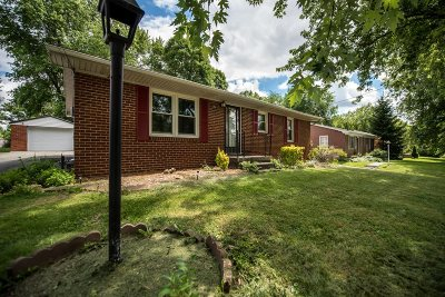 Elizabethtown Single Family Home For Sale: 324 Old Cardinal Drive