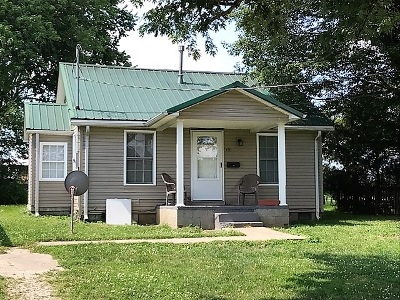 Hodgenville Single Family Home For Sale: 344 W Maple Avenue