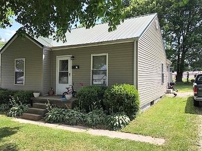 Hodgenville Single Family Home For Sale: 362 Greensburg Street