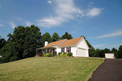 Elizabethtown Single Family Home For Sale: 2392 Wooldridge Ferry Road