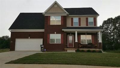 Vine Grove Single Family Home For Sale: 144 Shirley Boulevard