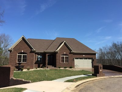 Elizabethtown Single Family Home For Sale: 108 Stonemill Court