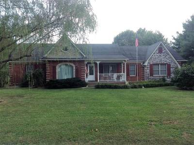 Bardstown Single Family Home For Sale: 1103 Foxfire Road