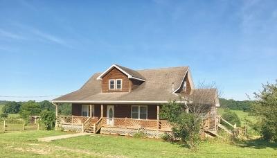 Greensburg Single Family Home For Sale: 546 Winding Ridge Road