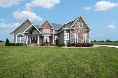 Hodgenville Single Family Home For Sale: 332 Walter Reed Road