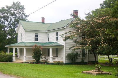 Hodgenville Single Family Home For Sale: 7281 Bardstown Road