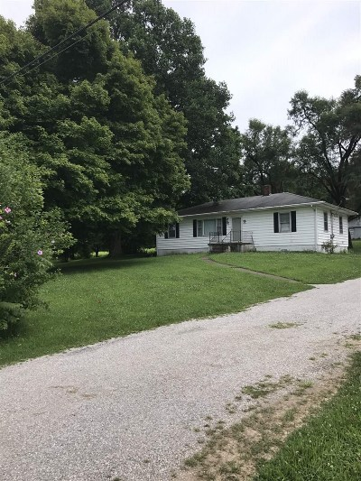 Ekron Single Family Home For Sale: 7515 Highway 60