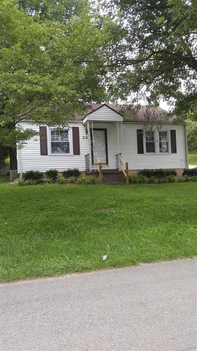 Elizabethtown Single Family Home For Sale: 510 Nicholas Street