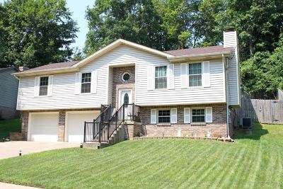 Radcliff KY Single Family Home For Sale: $159,500