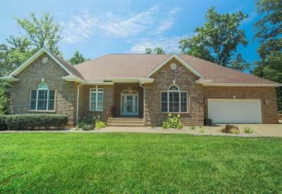 Elizabethtown Single Family Home For Sale: 2608 Stonemill Drive