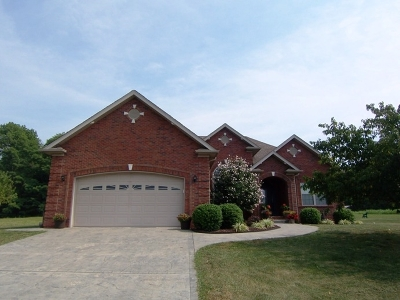 Bardstown Single Family Home For Sale: 130 Lorenza Circle