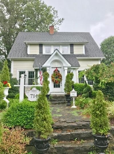 Campbellsville Single Family Home For Sale: 714 Lebanon Avenue
