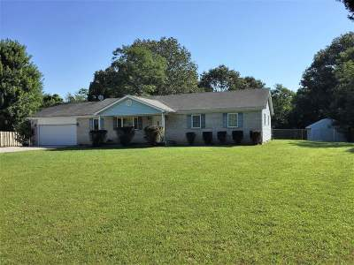 Vine Grove Single Family Home For Sale: 105 Sand Pit Road
