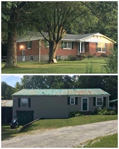Boston Single Family Home For Sale: 10494 Boston Road