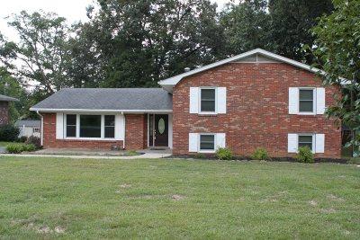 Elizabethtown Single Family Home For Sale: 226 Cherokee Boulevard