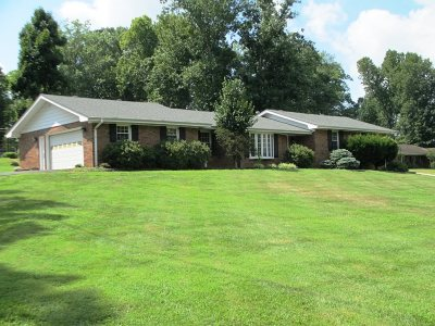 Radcliff  Single Family Home For Sale: 358 Western Circle