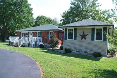 Brandenburg Single Family Home For Sale: 2345 Rock Ridge Road