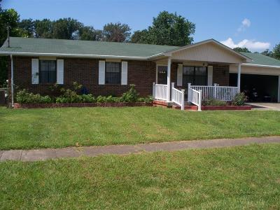 Radcliff Single Family Home For Sale: 1452 Crestview Drive