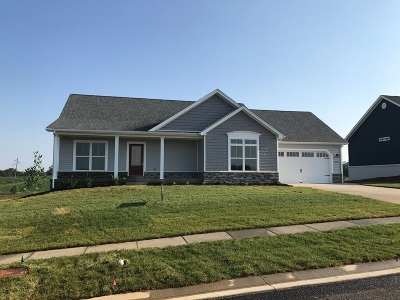 Elizabethtown Single Family Home For Sale: 150 Carriage Hills Lane