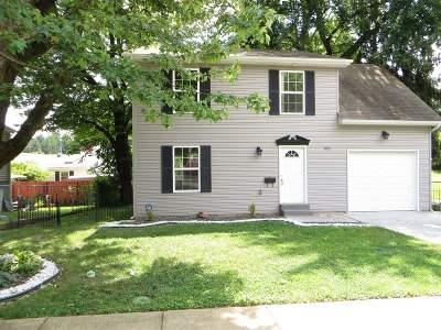Elizabethtown Single Family Home For Sale: 100 W French Street