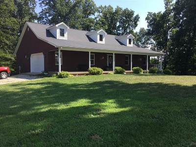 Vine Grove Single Family Home For Sale: 547 Rogers Lake Road