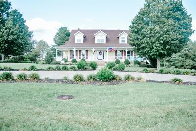 Campbellsville Single Family Home For Sale: 1550 Old Hodgenville Road