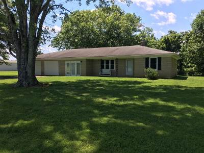 Columbia Single Family Home For Sale: 4003 Holmes Bend Road