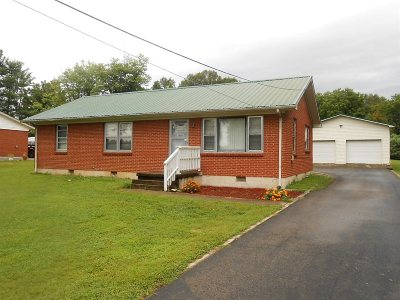 Radcliff KY Single Family Home For Sale: $99,500