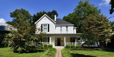 Elizabethtown Single Family Home For Sale: 608 Montgomery Avenue