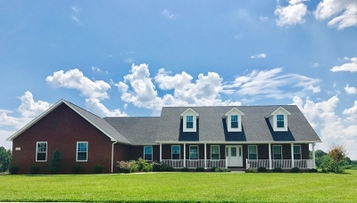 Campbellsville Single Family Home For Sale: 405 Bluegrass Drive