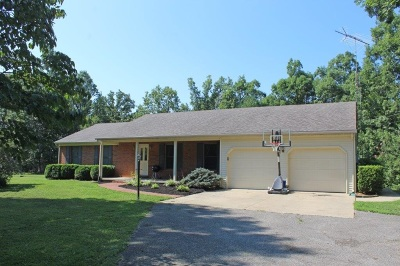 Campbellsville Single Family Home For Sale: 2051 Levelwoods Road