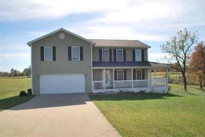 Vine Grove Single Family Home For Sale: 218 Hidden Court
