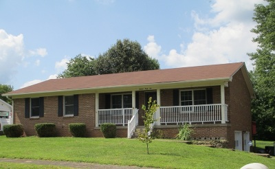 Radcliff Single Family Home For Sale: 1646 Redbud Circle