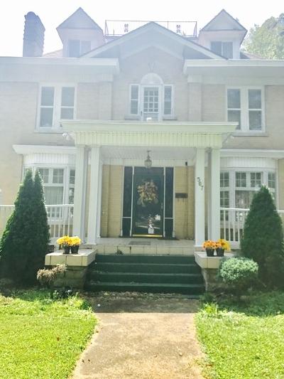 Campbellsville Single Family Home For Sale: 507 Lebanon Avenue